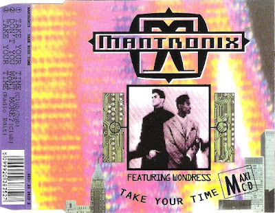 Mantronix – Take Your Time (CDM) (1990) (320 kbps)
