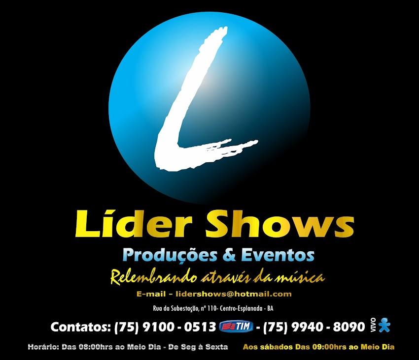 Líder Shows Produções - Relembrando através da música