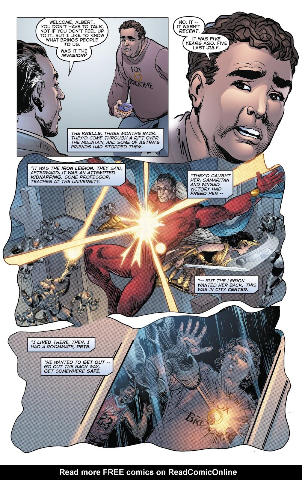 Read online Astro City comic -  Issue #50 - 10
