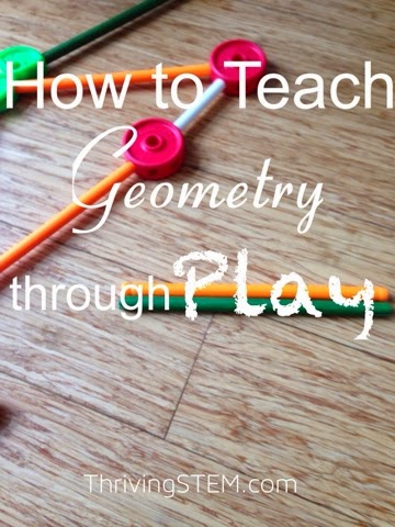 Link to How to Teach Geometry through Play