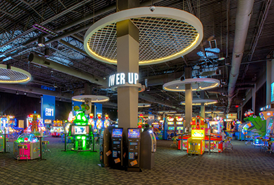 Dave & Busters at Lynnhaven Mall Now Open