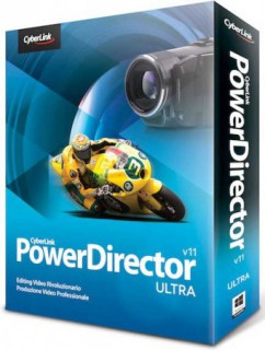 CyberLink PowerDirector Ultra 11 Free Download