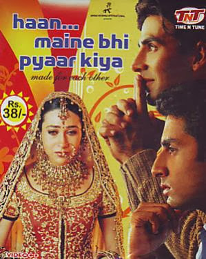 Haan Maine Bhi Pyaar Kiya 2002 DVDRip 850mb
