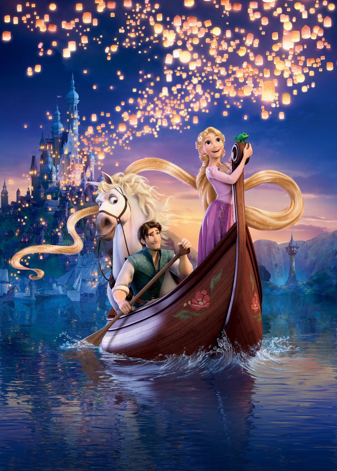 Todo Disney: Enredados