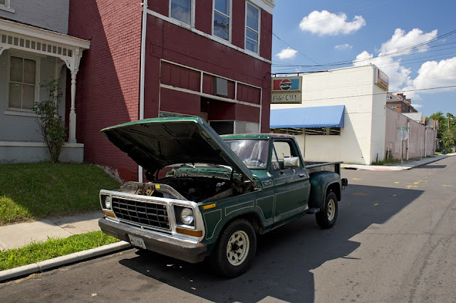 Pick-up; truck; Ford; classic truck;, CIncinnati