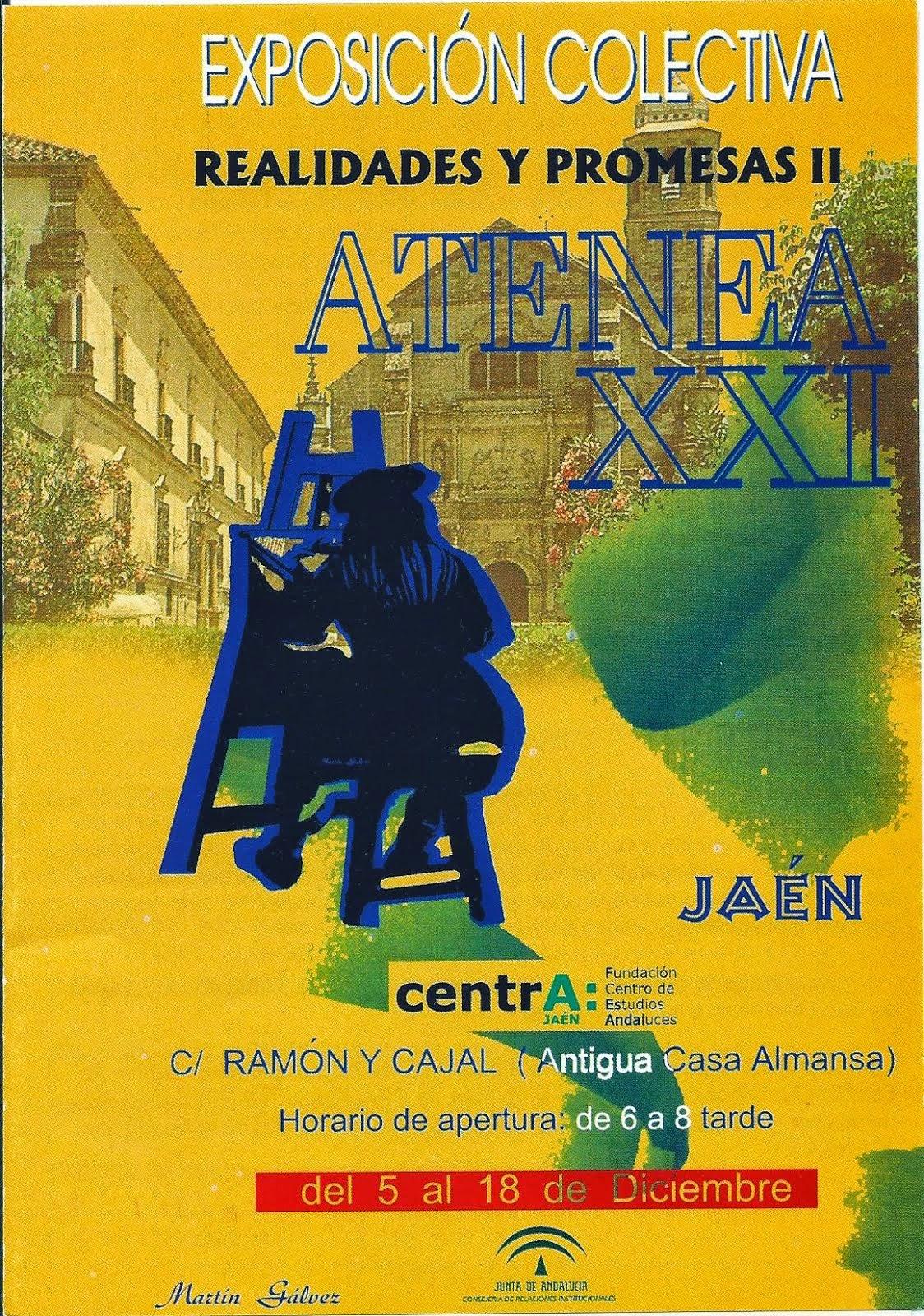 """Jaén Diciembre 2003 """"Realidades y Promesas"""""""