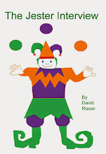 The Jester Interview is now available Amazon. Please click below for the book.