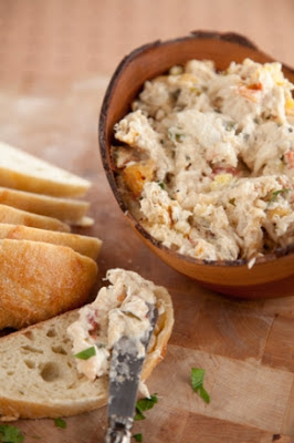Bobby's Hot Tomato, Jack and Crab Dip