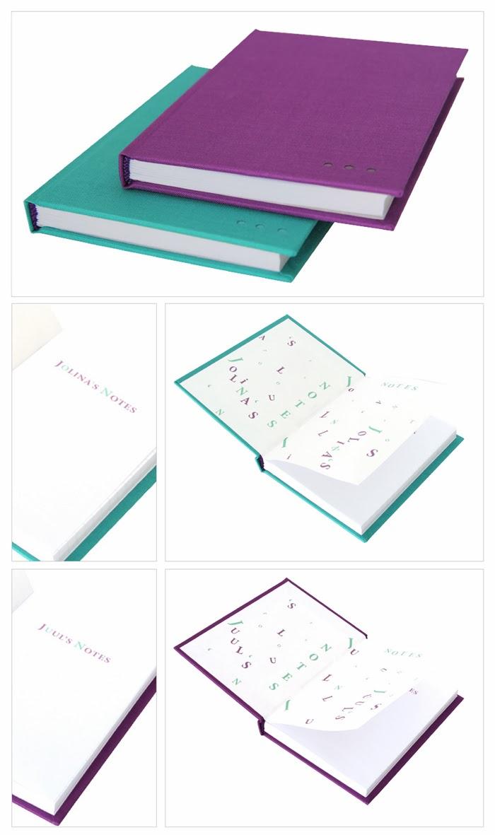 Prien Personalized Notebooks