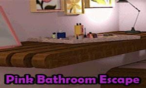 Pink Bathrooom Escape