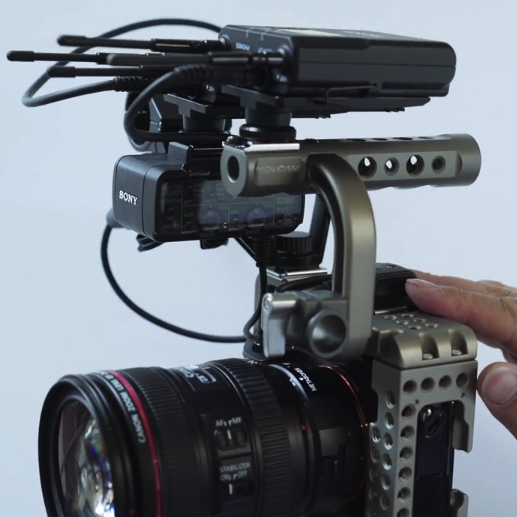 sony a7 movcam cage review