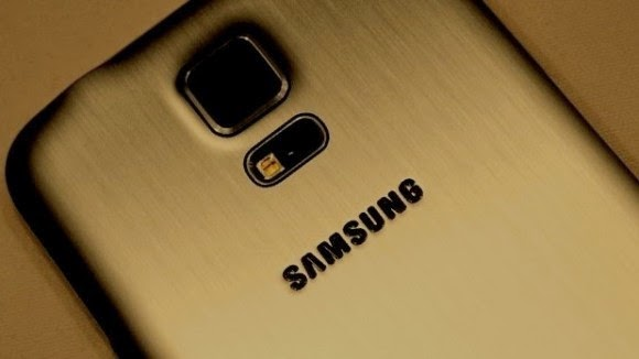 Metal Kasa Galaxy S5