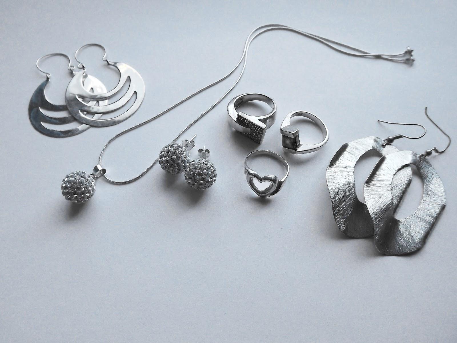 Joyas de plata mis joyas