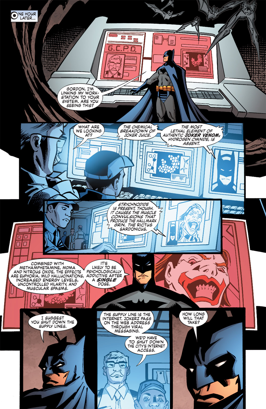 Detective Comics (1937) Issue #867 Page 14