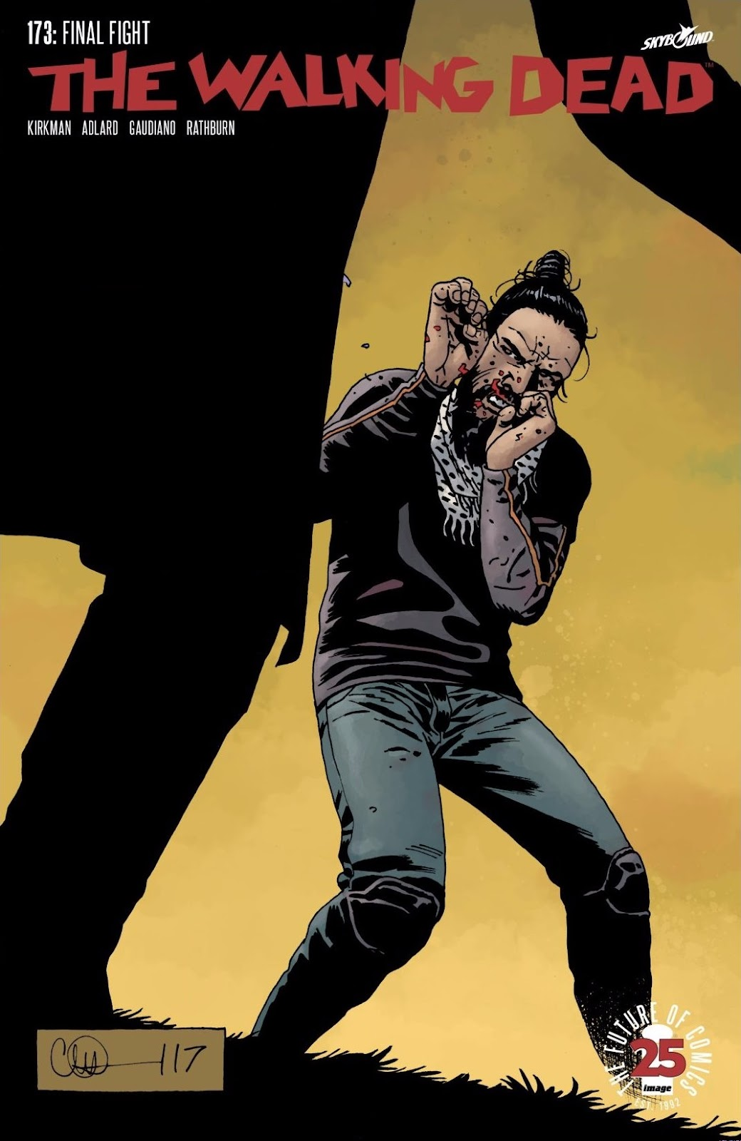 The Walking Dead Issue #173 Page 1