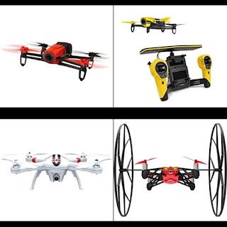 pomysl na prezent, jaki prezent kupić, co pod choinkę, dron, drony, nic na poważnie
