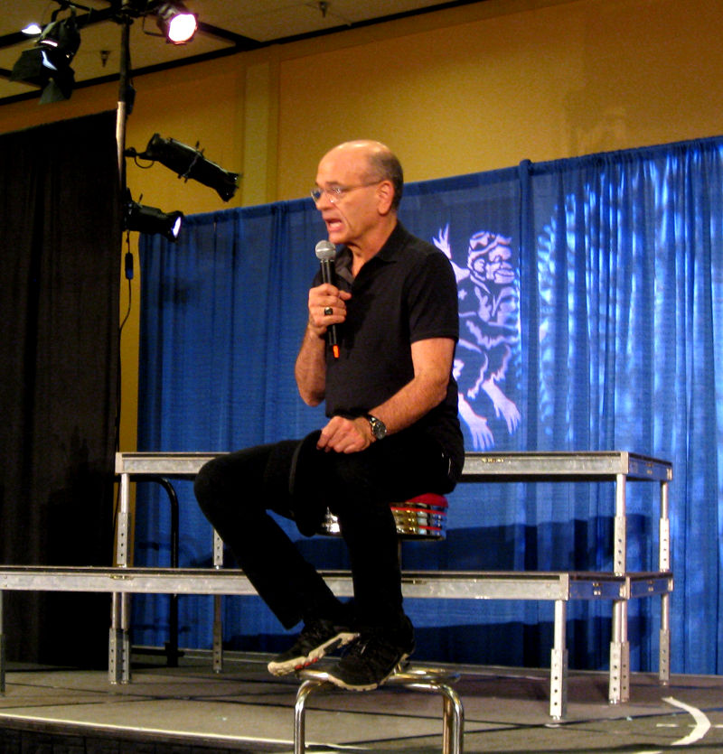 Richard Picardo at Shore Leave 2014