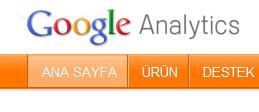 Google Analytics ile ziyaretçi takibi