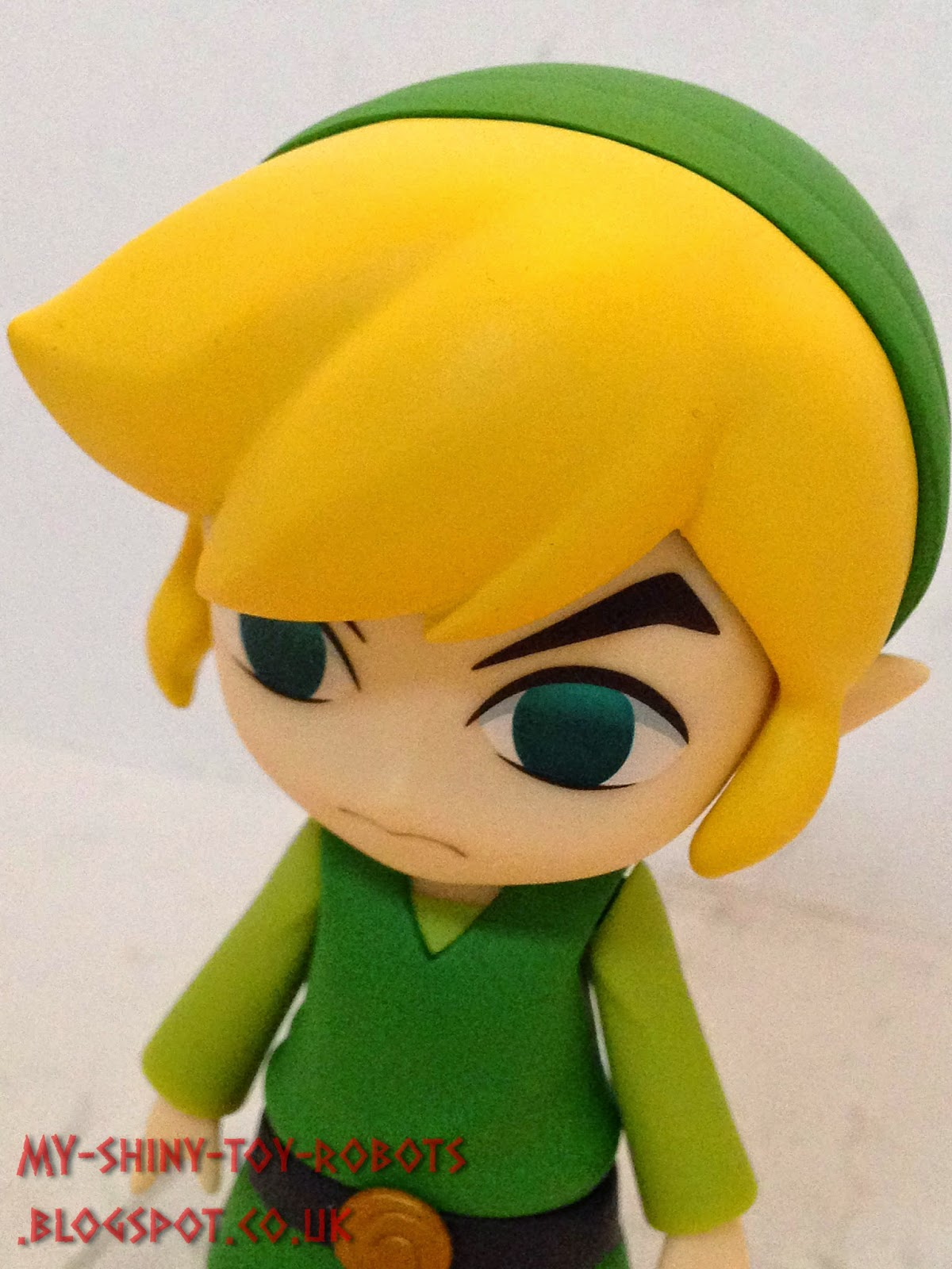 Nendoroid Link (Wind Waker version)