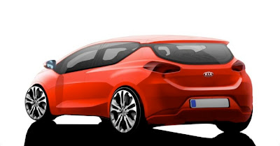 New Kia pro_cee' d Sketch Released