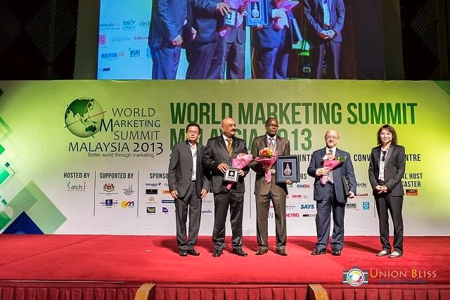 World Marketing Summit 2013 - A Global Meet