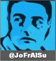 @JoFrAlSu, contertulio en Twitter. Esmeralda Diaz-Aroca