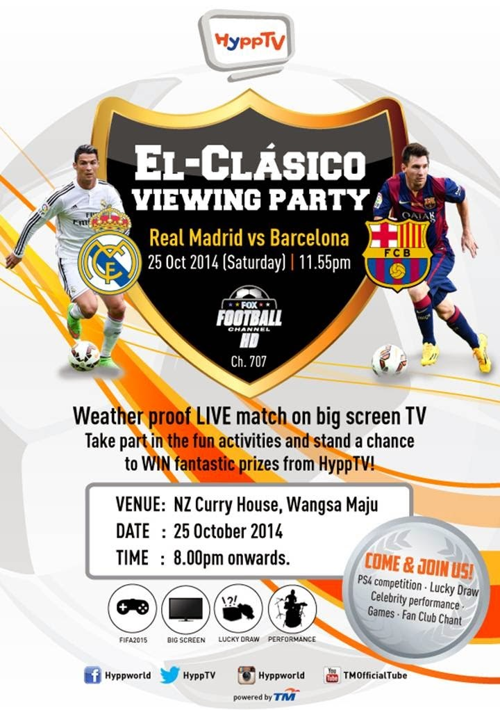 how to get el clasico tickets
