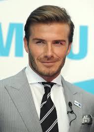 Model Gaya Rambut Beckham