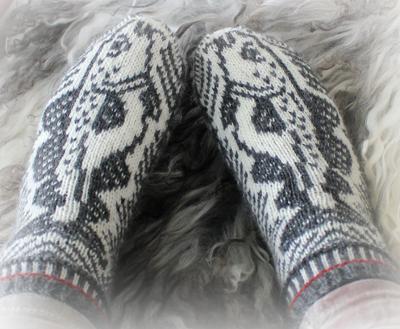 Skrei sokker