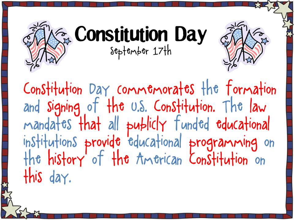 First grade with a cherry on top constitution day for Constitution day coloring pages first grade
