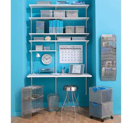 Decorando oficinas peque as decoracion de cocinas - Escritorios para habitaciones pequenas ...