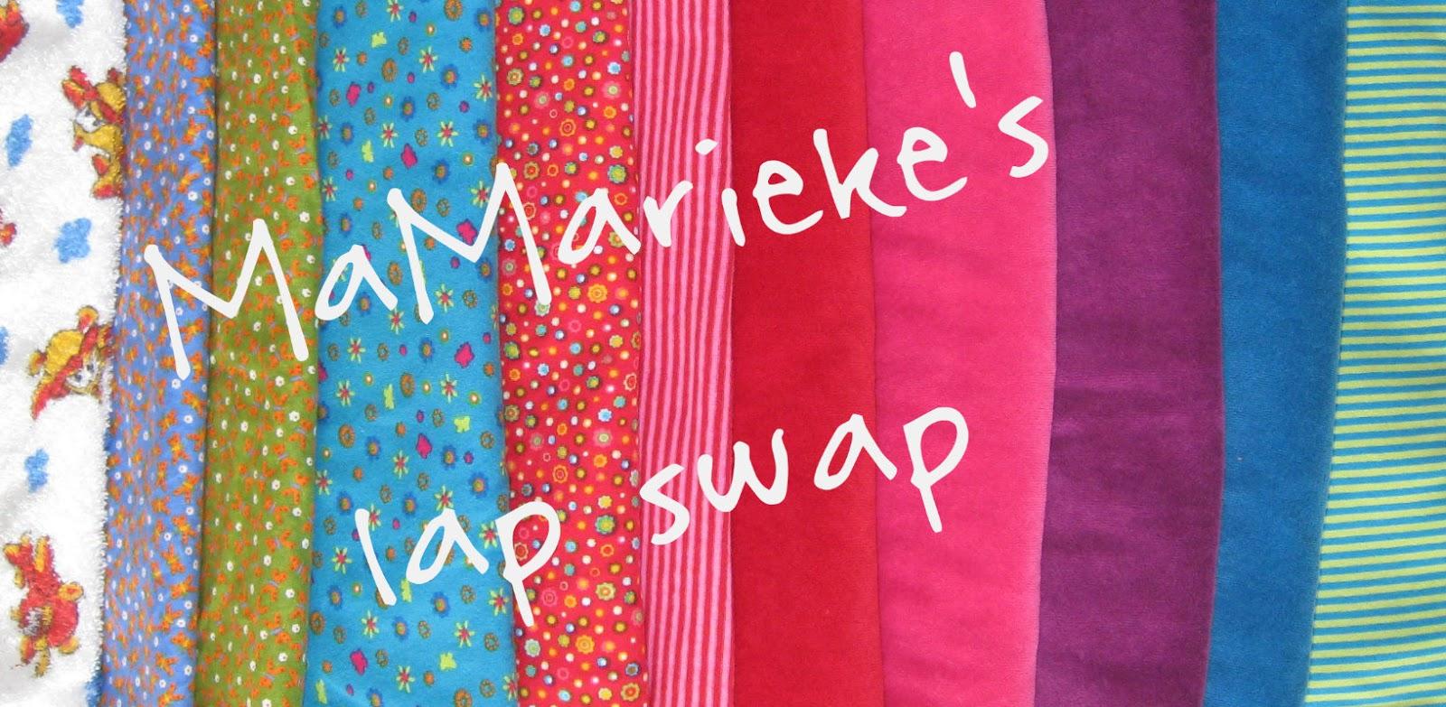 MaMarieke's lap swap
