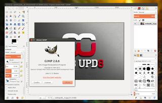 GIMP 2.8.6