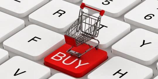panduan berbelanja online
