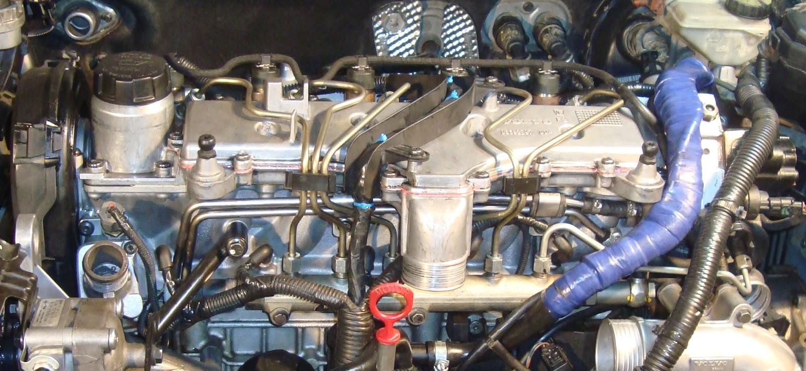 Fallo P0087 Presion Combustible Baja Solucion