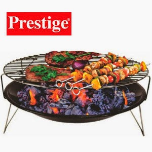 Amazon: Buy Prestige PPBR-03 Barbecue at Rs.499