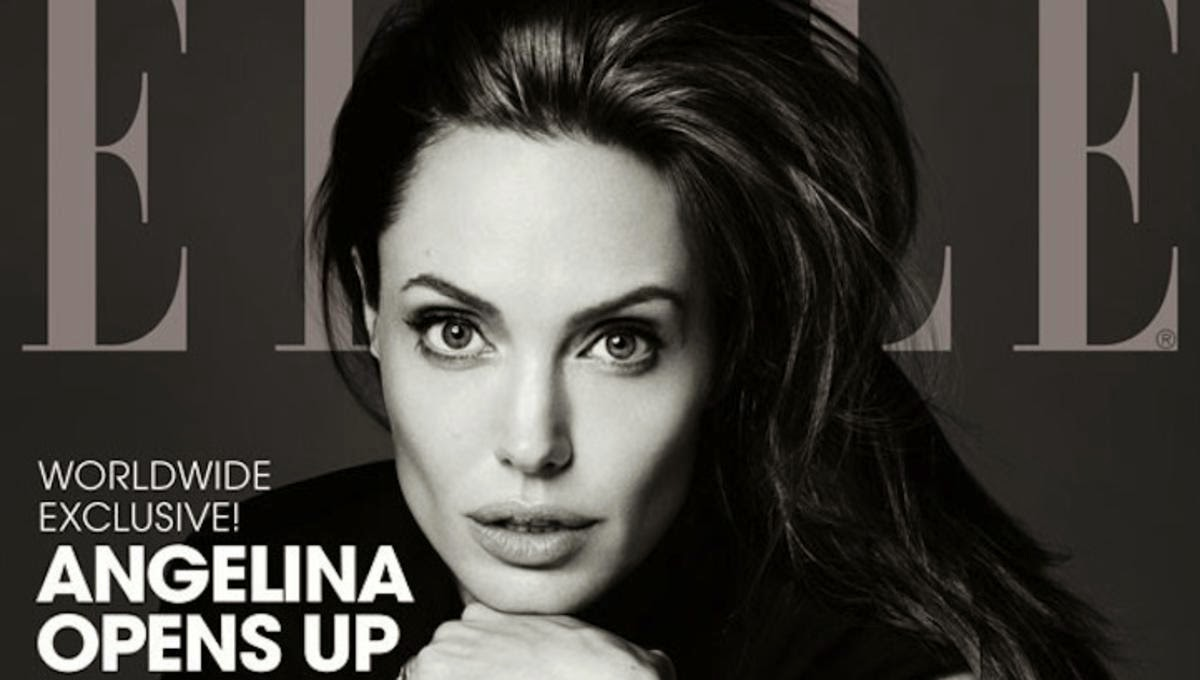 Angelina Jolie feels Hollywood moms shouldn't worry
