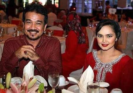 Siti Nurhaliza dan Suami Datuk K