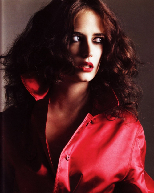 Eva Green Hairstyles Photos 5