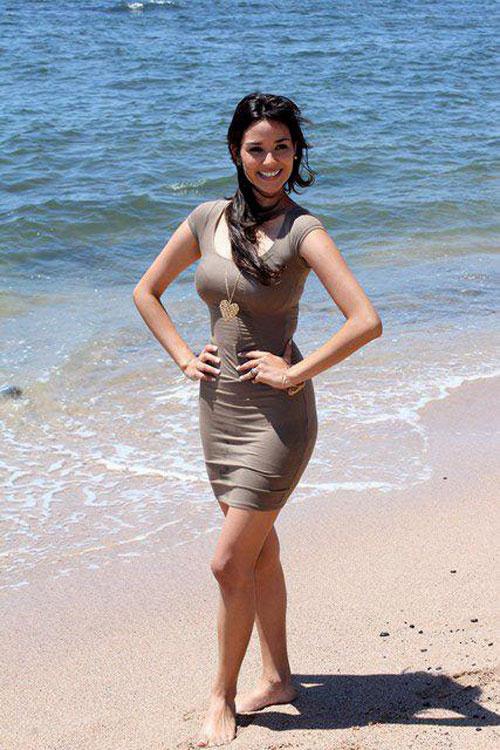 Hot el salvadorian women