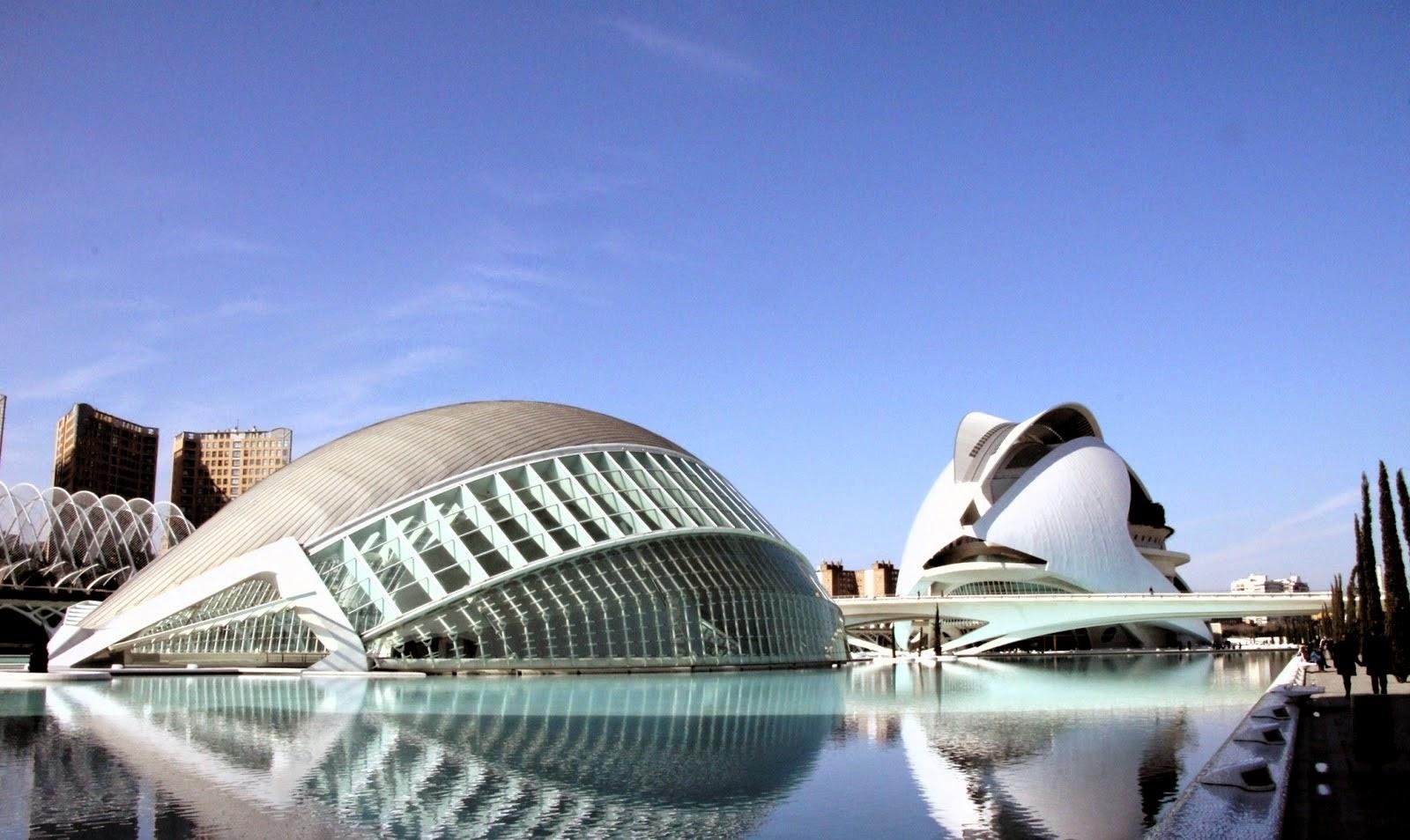 أجمل مدينة في اسبانيا