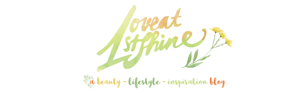 Loveat1stshine | A Blog by Diep & Loan