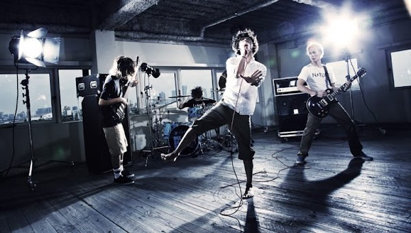 Chord ONE OK ROCK - Wherever You Are