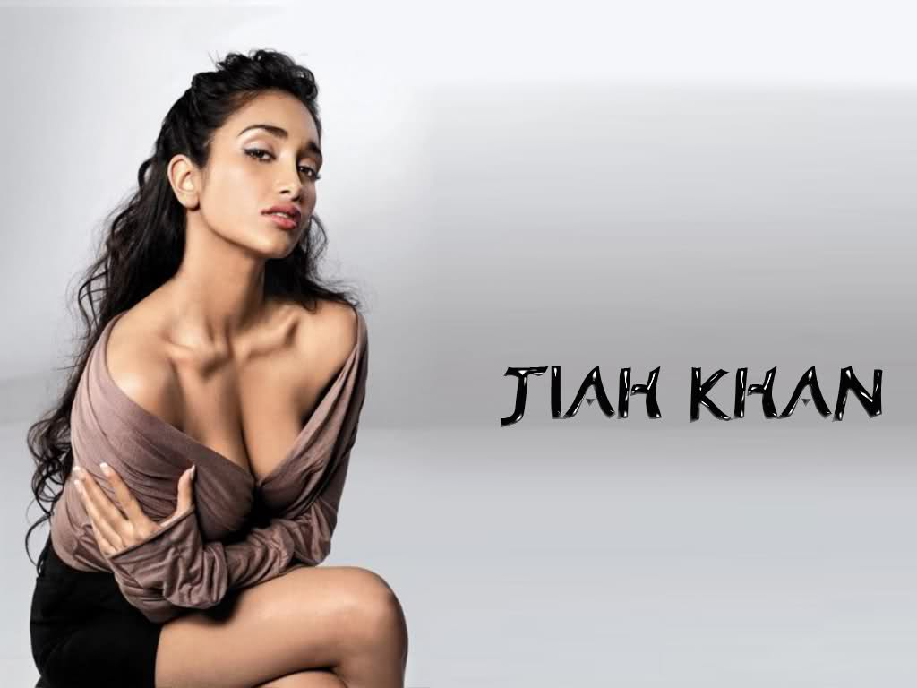 Foto Jiah Khan, Si Seksi Bintang Film India yang Mati Bunuh Diri