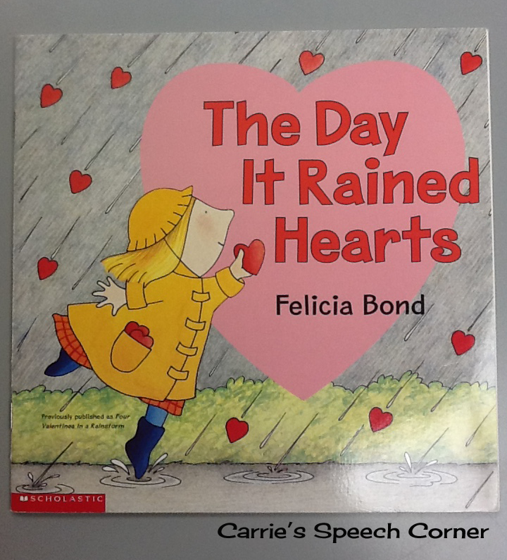 the day it rained hearts by felicia bond is one of my all time favorite valentine stories you can probably guess by the title and the cover picture what