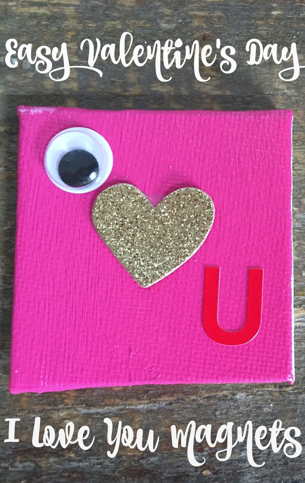 I Love You Crafts Diy I Love You Magnets Craft Book Snack The Chirping Moms