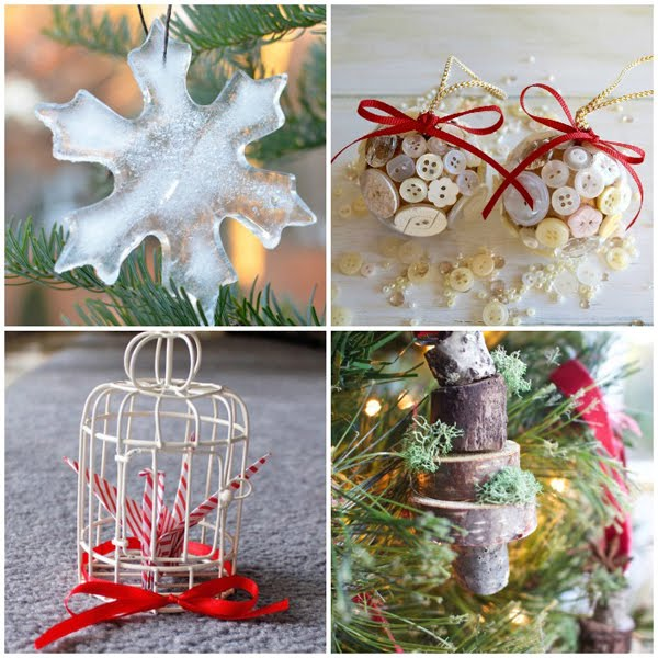 Christmas Ornament DIYs