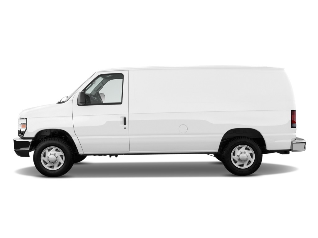 Flash Challenge: White Van