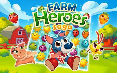 Farm Heroes Saga Mod Apk
