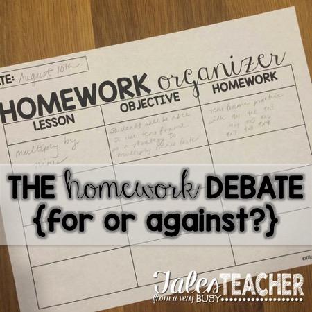 Homework is a waste of time Junior, idebate
